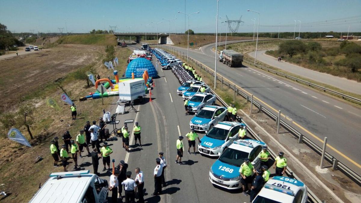 """El operativo """"Verano Seguro"""" fue lanzado desde Ceibas"""