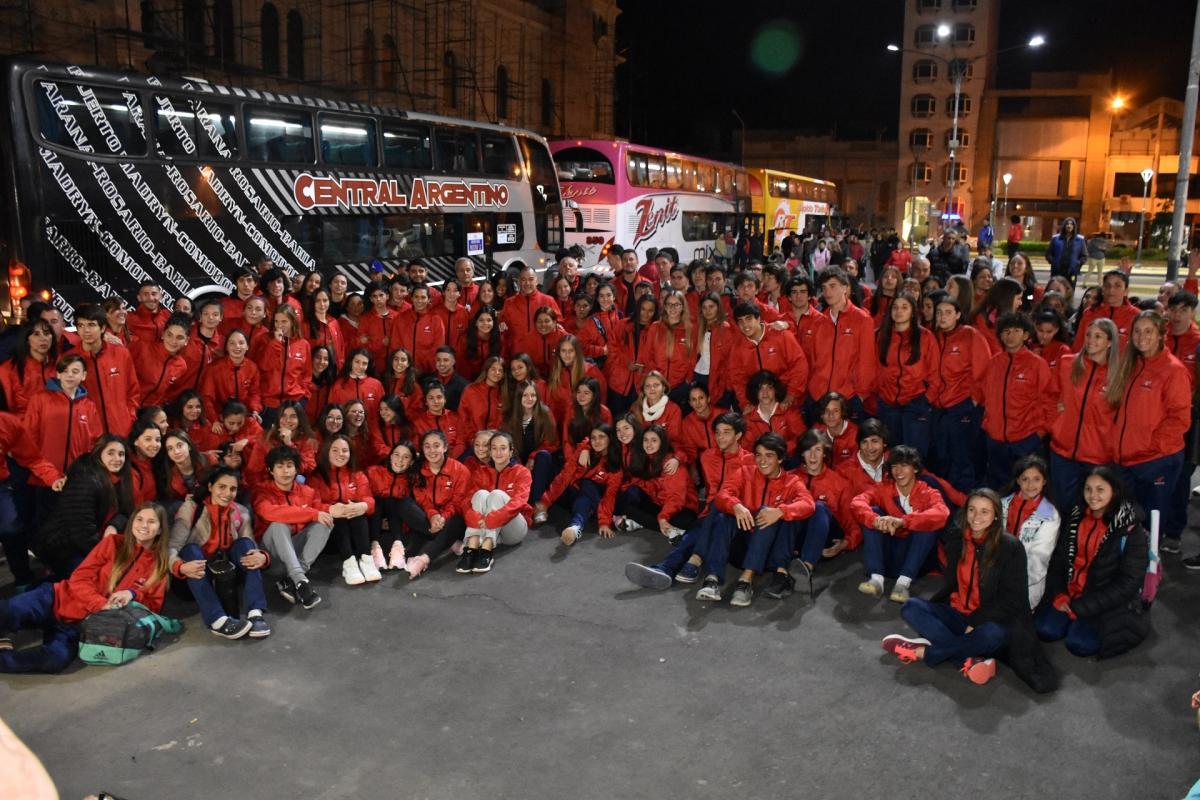 Resultado de imagen para la Final Nacional de los Juegos Evita