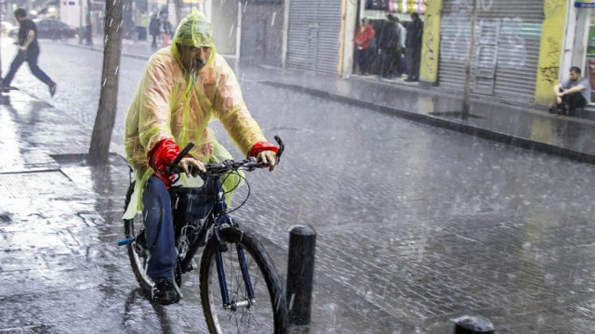 Posibles tormentas fuertes para el este de Córdoba