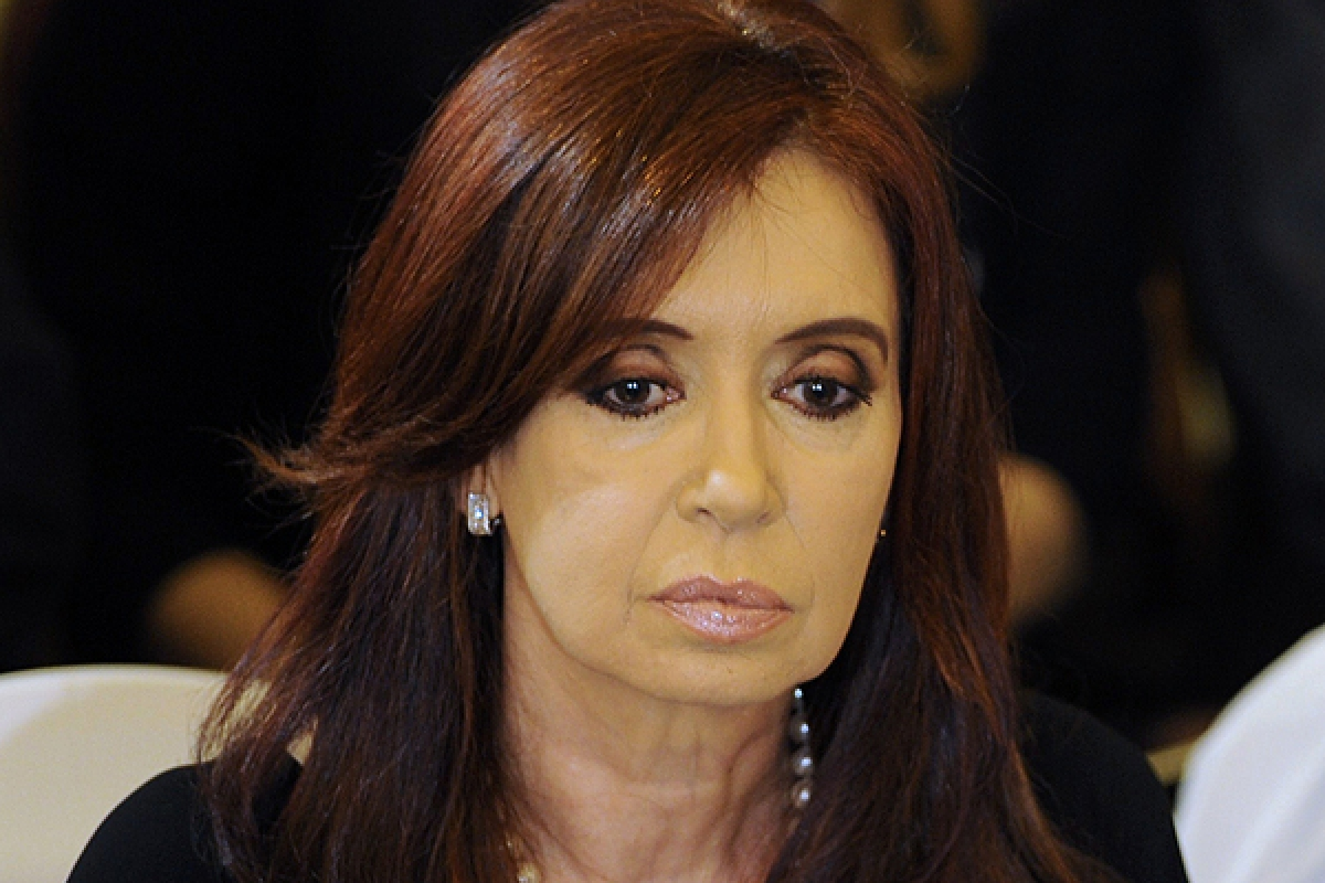 Néstor Kirchner  Wikipédia