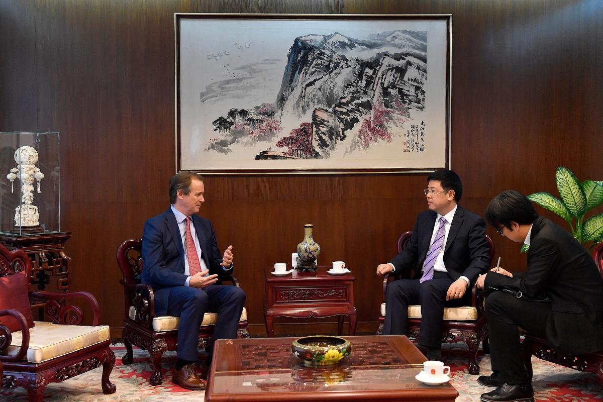 Resultado de imagen para china principal socio comercial bordet