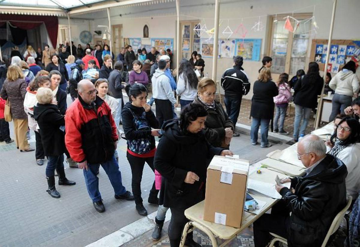 Contundente triunfo de la lista de Cambiemos que lidera Benedetti — Gualeguaychú