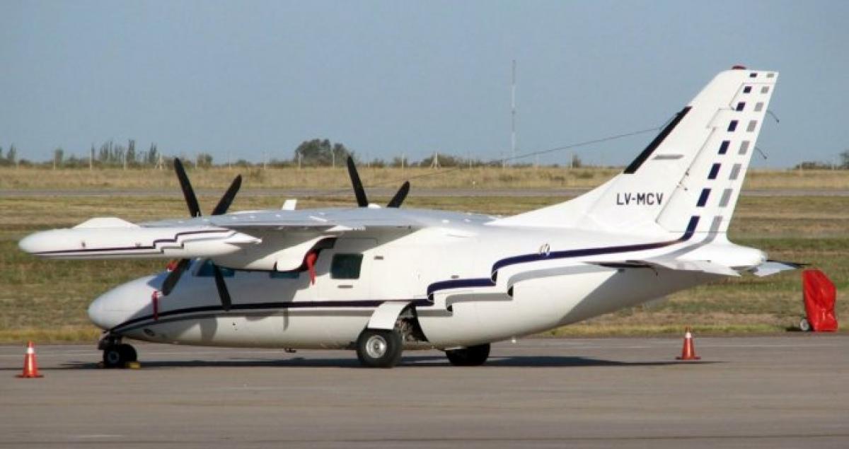 Hallaron la avioneta que había desaparecido: tres personas murieron